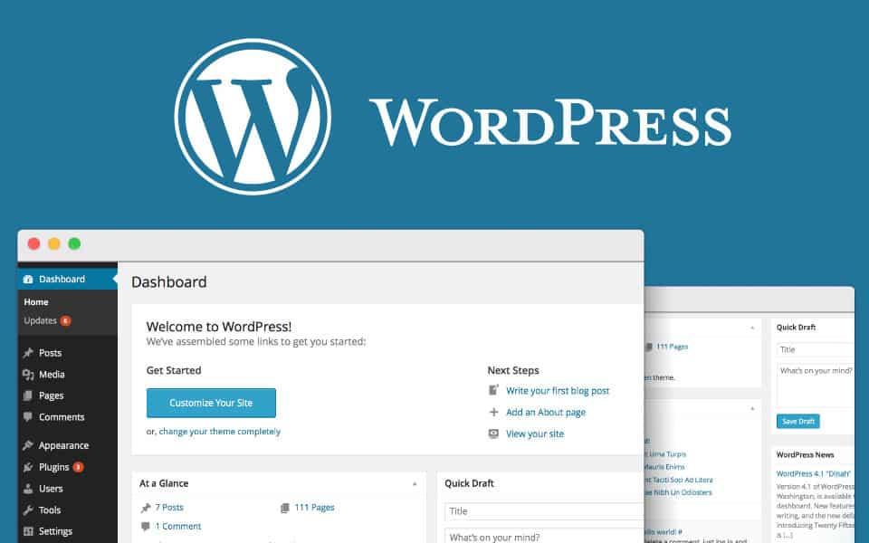 Hướng dẫn sử dụng WordPress căn bản