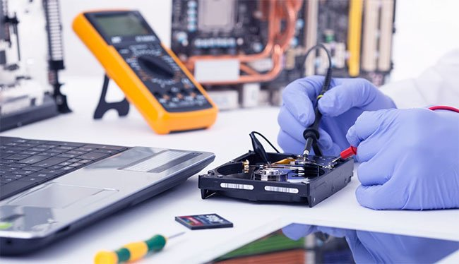 Dịch vụ sửa máy tính Huyện Bình Chánh